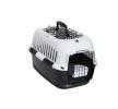 661-174586 Caixa de transporte para cão Metal, Plástico, Tamanho: M-L, Cor: preto de EBI a preços baixos - compre agora!