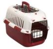 661-139431 Caisse de transport pour chien Métal, Matière plastique, Taille: M-L, Couleur: rouge EBI à petits prix à acheter dès maintenant !