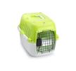 661-417881 Transportkasse til hund plastik, Größe: L, Farve: mosgrøn fra EBI til lave priser - køb nu!