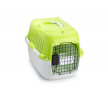661-417881 Gabbie e trasportini per cani per auto Plastica, Dimensioni: L, Colore: verde muschio del marchio EBI a prezzi ridotti: li acquisti adesso!