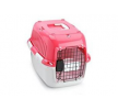 EBI 661-417911 Haustier Transportboxen Kunststoff, Größe: L, Farbe: rot, orange reduzierte Preise - Jetzt bestellen!