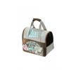 664-422762 Tašky pro psy do auta Barva: světle šedá od EBI za nízké ceny – nakupovat teď!