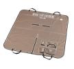 665-437575 Skyddande bilmattor för hundar mörkgrå, brun från EBI till låga priser – köp nu!