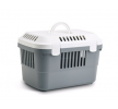 SAVIC 66002021 Transportbox Hund Kunststoff, Farbe: grau niedrige Preise - Jetzt kaufen!