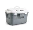 66002021 Caisse de transport pour chien Matière plastique, Couleur: gris SAVIC à petits prix à acheter dès maintenant !