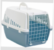 66002400 Hundbur & Hundtransporter till bilen metall, plast, Färg: blå, grå från SAVIC till låga priser – köp nu!