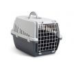 66002023 Caisses et cages de transport pour chien pour voiture Métal, Matière plastique, Couleur: gris SAVIC à petits prix à acheter dès maintenant !