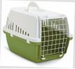 66002401 Transportkasse til hund Metal, plastik, Farve: lysegrøn fra SAVIC til lave priser - køb nu!