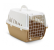 66002154 Transportbox voor honden Metaal, Kunststof, Kleur: Lichtbruin van SAVIC tegen lage prijzen – nu kopen!