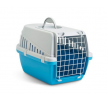 66002026 Caixa de transporte para cão Metal, Plástico, Cor: azul claro de SAVIC a preços baixos - compre agora!