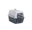 66002027 Transportkasse til hund Metal, plastik, Farve: grå fra SAVIC til lave priser - køb nu!