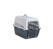66002027 Caixa de transporte para cão Metal, Plástico, Cor: cinzento de SAVIC a preços baixos - compre agora!