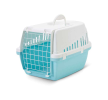 66002153 Car dog crates & dog сarriers Metal, Plastic, Colour: Sky Blue from SAVIC at low prices - buy now!