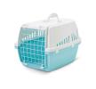 66002153 Caixa de transporte para cão Metal, Plástico, Cor: azul celeste de SAVIC a preços baixos - compre agora!