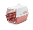 66002155 Caisse de transport pour chien Métal, Matière plastique, Couleur: rose SAVIC à petits prix à acheter dès maintenant !