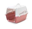 66002155 Caixa de transporte para cão Metal, Plástico, Cor: cor de rosa de SAVIC a preços baixos - compre agora!