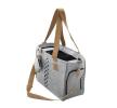 HUNTER 5061951 Hundetransporttasche Auto Farbe: grau reduzierte Preise - Jetzt bestellen!
