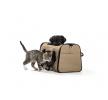 62580 Sac de transport pour chien Taille: S, Couleur: beige HUNTER à petits prix à acheter dès maintenant !