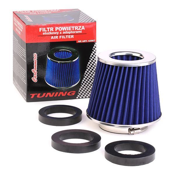 CARCOMMERCE   Sportowy filtr powietrza 42987