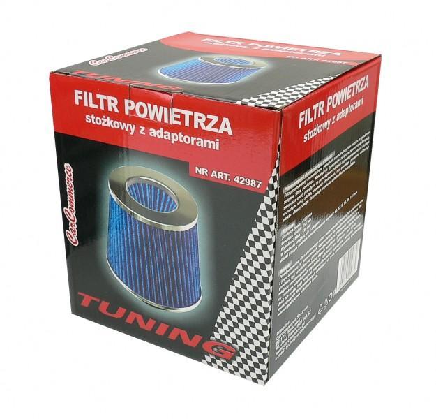 42987 Sportowy filtr powietrza CARCOMMERCE - Tanie towary firmowe