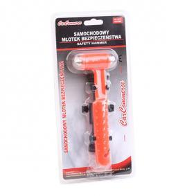42784 CARCOMMERCE orange, 20cm, 300g Notfallhammer 42784 günstig kaufen