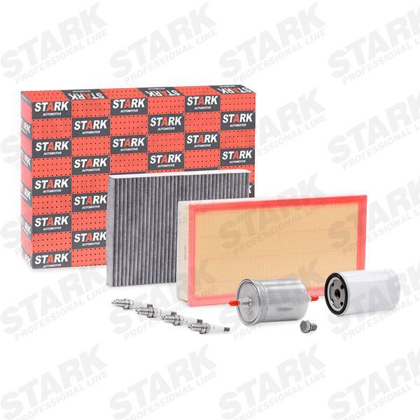 Komplet filtra SKPSM-4570025 Golf IV Hatchback (1J1) 1.6 100 KM originalni deli-Ponudba