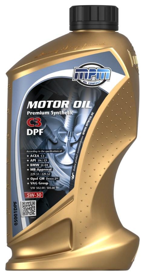Motoröl MPM 05001DPF
