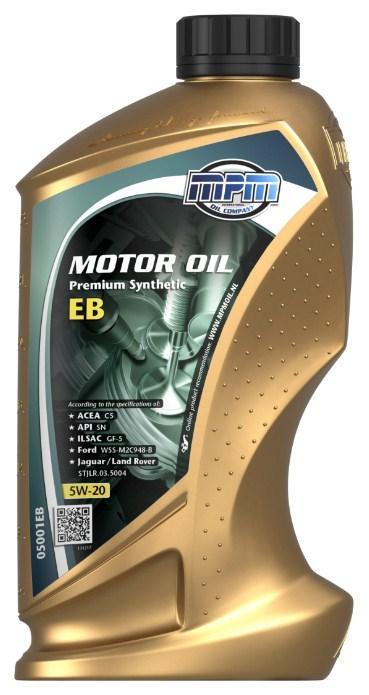 Motorenöl MPM 05001EB
