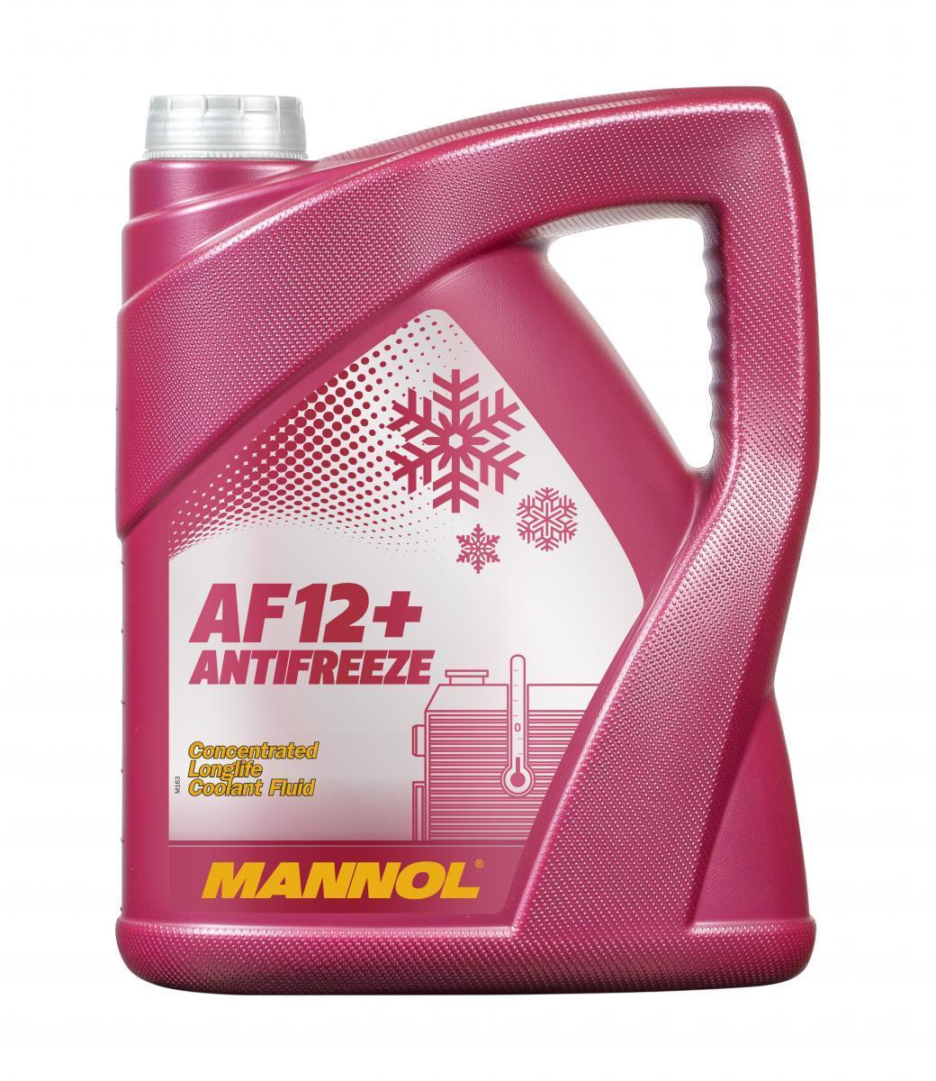 AUDI A4 2014 Frostschutzmittel - Original MANNOL MN4112-5 G12