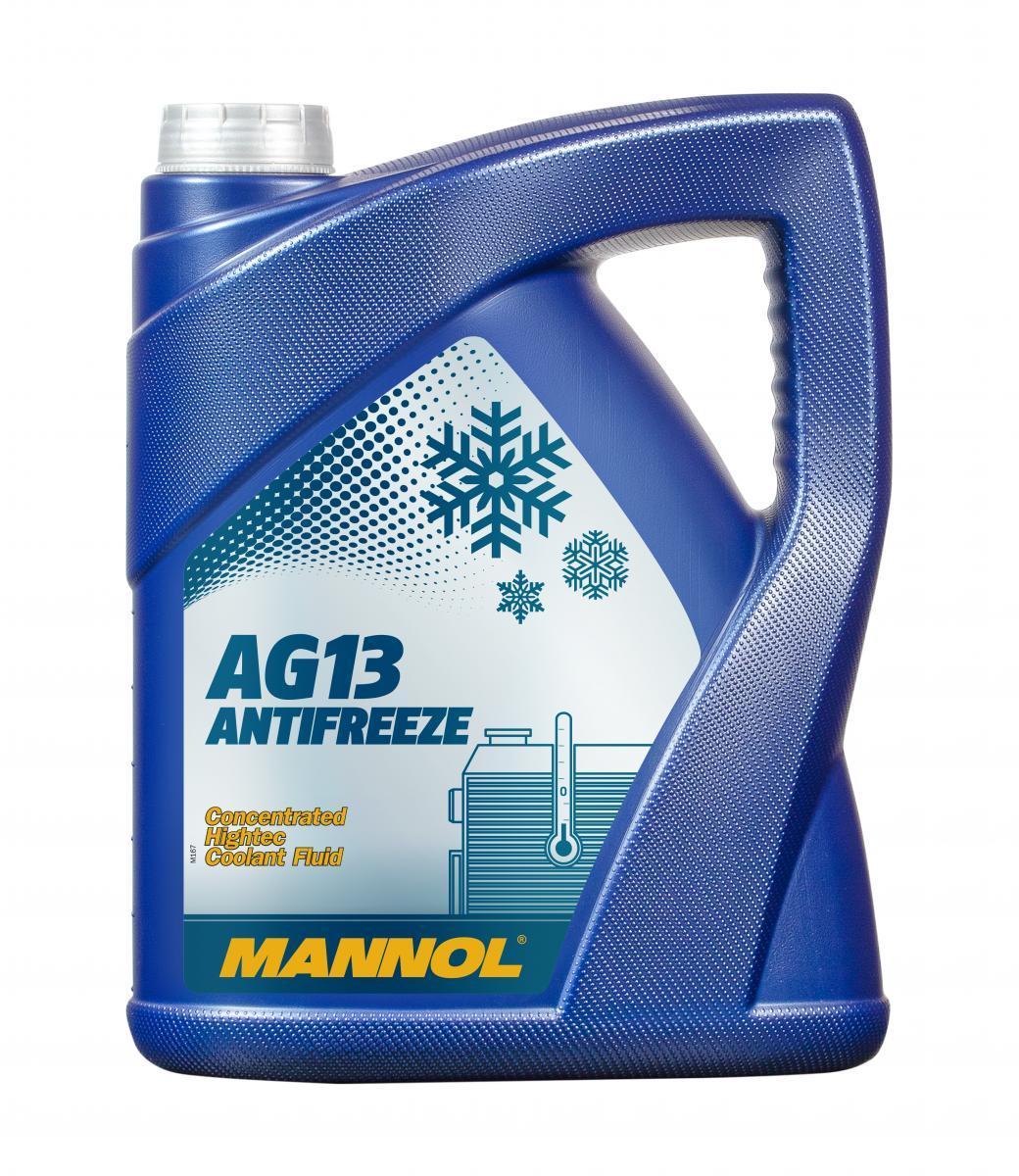 Kühlerfrostschutzmittel MANNOL MN4113-5