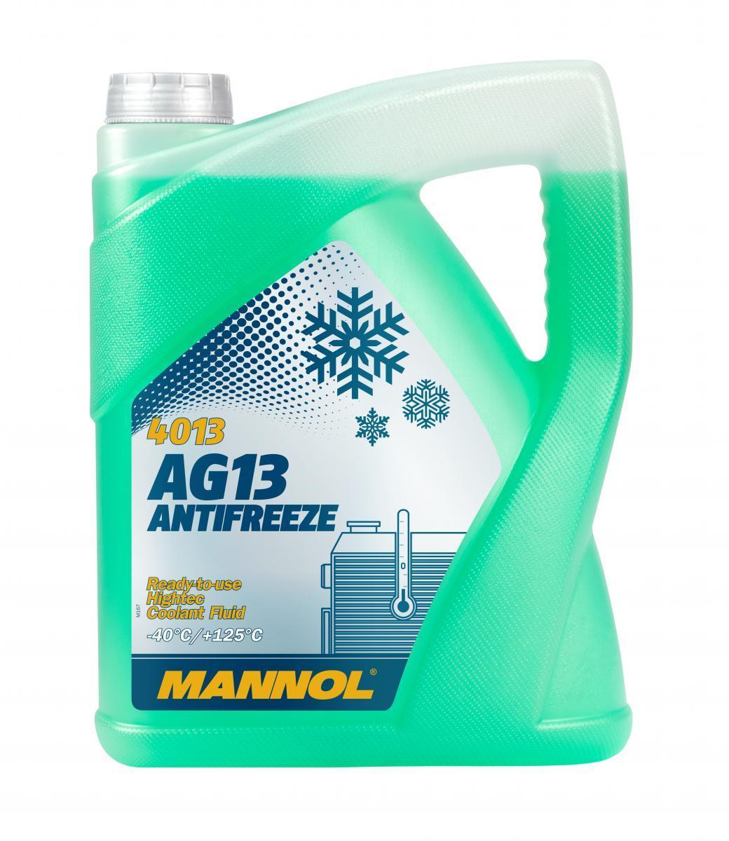 MANNOL | Frostschutz MN4013-5