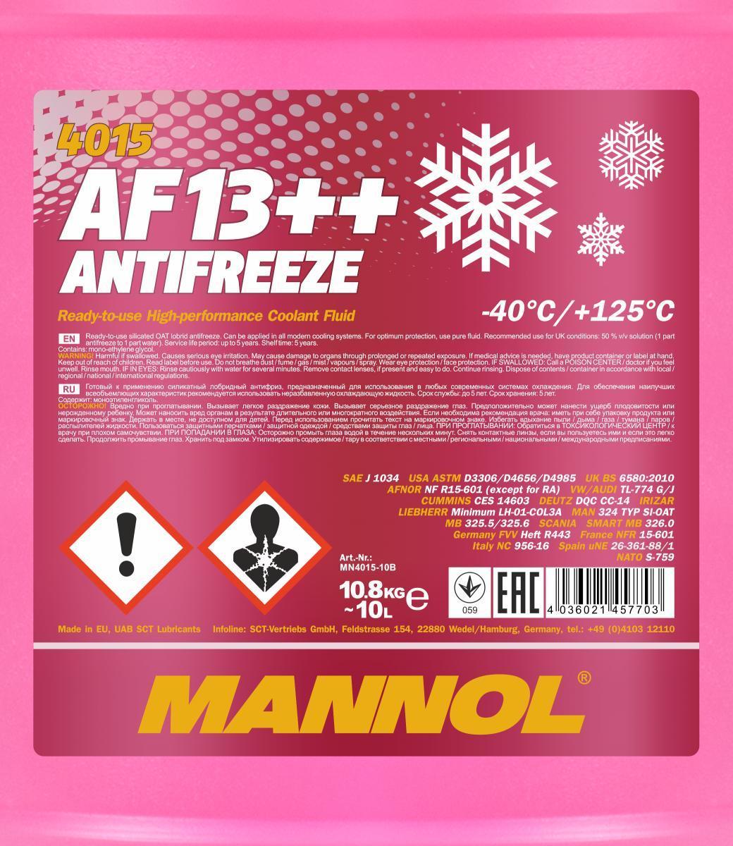 MANNOL | Frostschutz MN4015-10