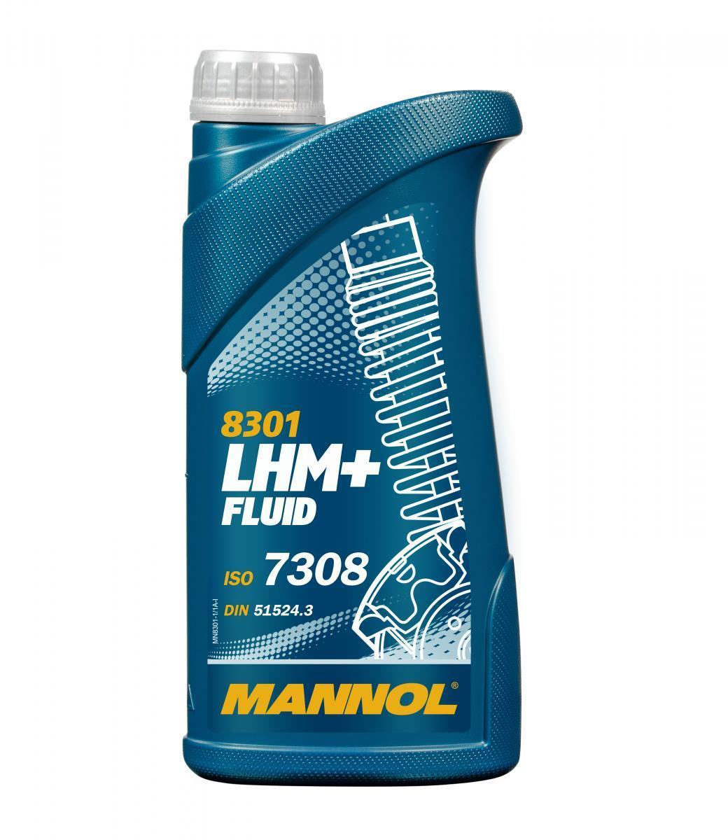 MN8301-1 MANNOL LHM+ Fluid Inhalt: 1l DIN 51524.3, ISO 7308 Hydrauliköl MN8301-1 günstig kaufen