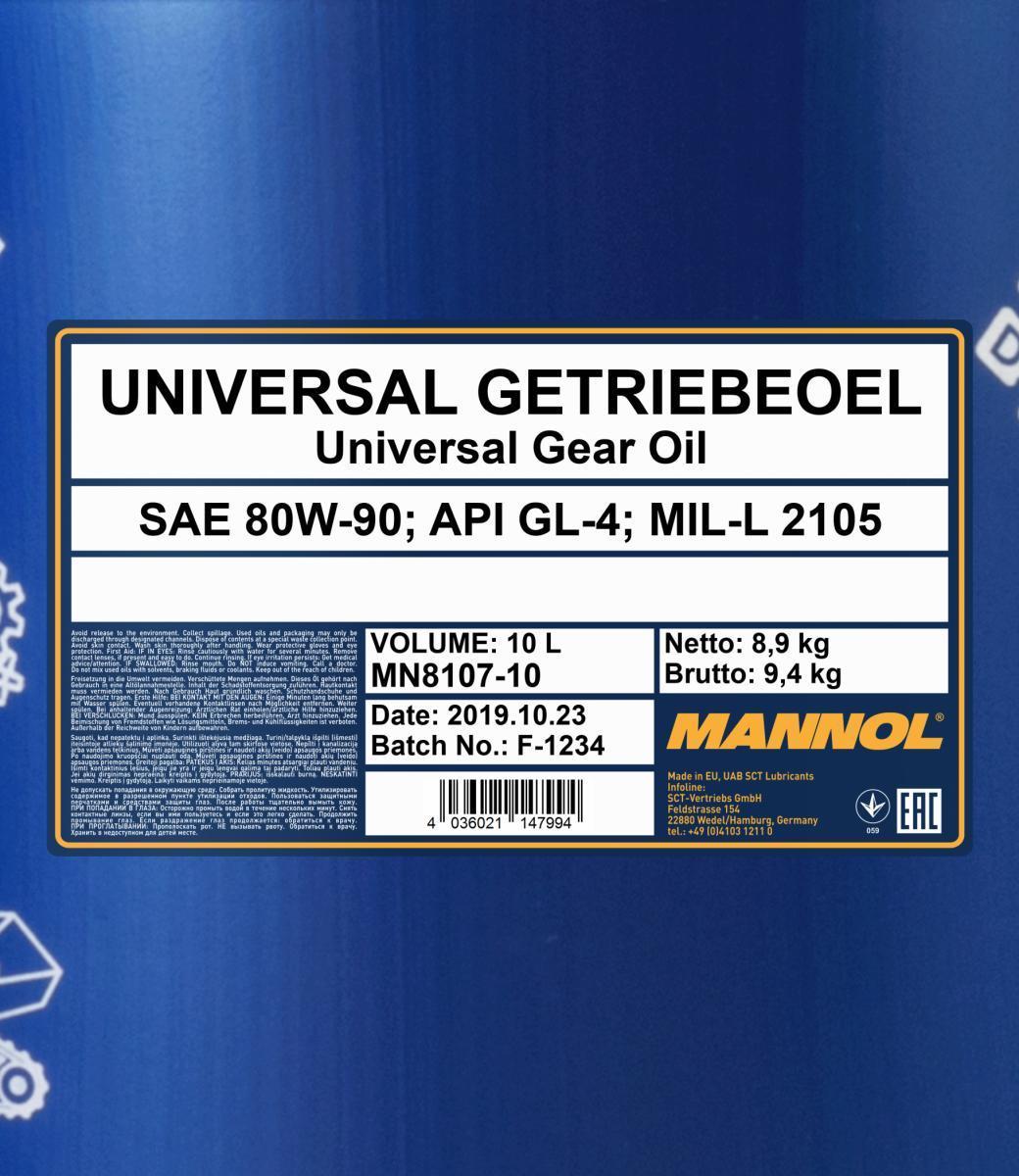 MN8107-10 MANNOL günstig