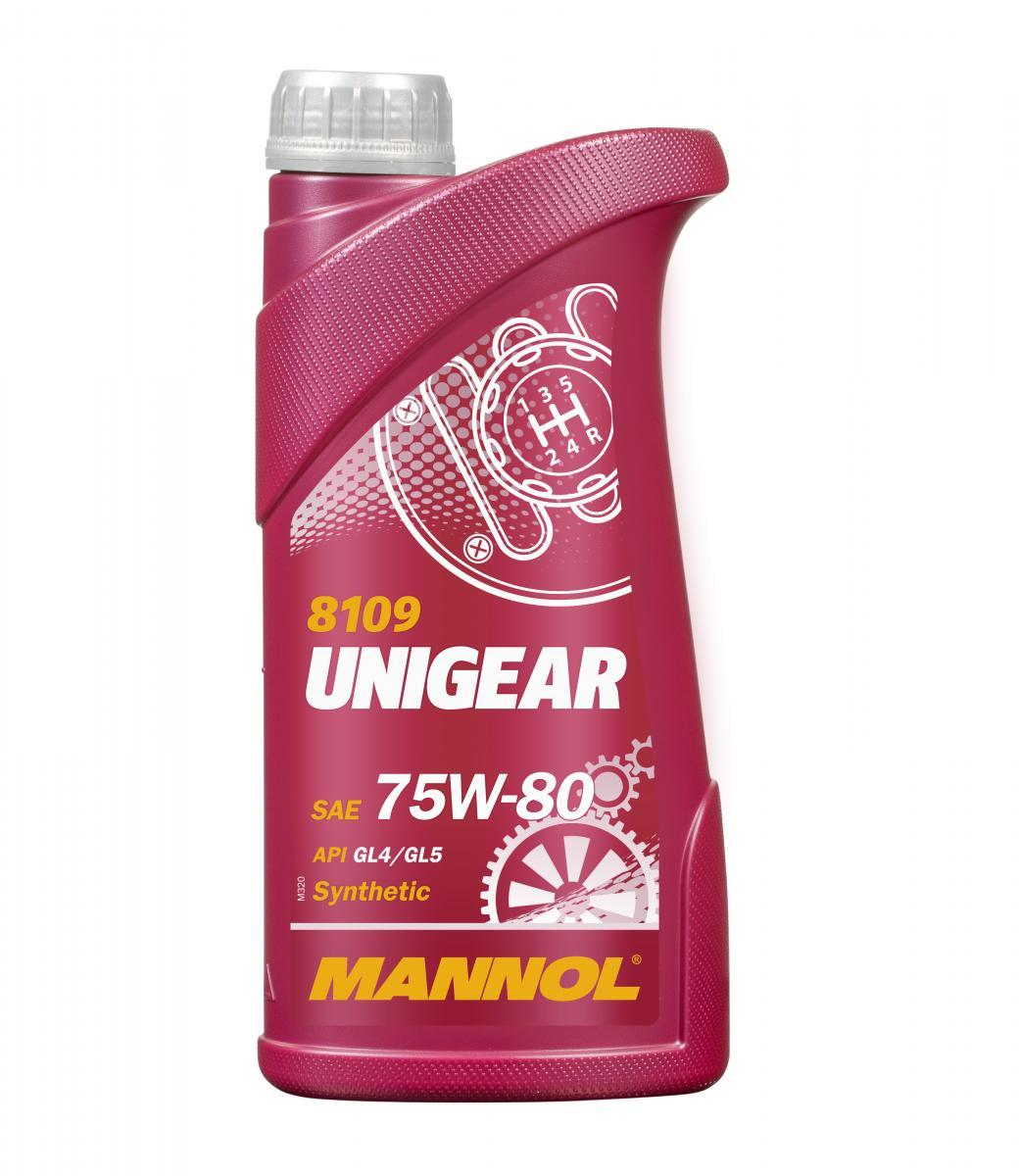 Axle gear oil MN8109-1 MANNOL — only new parts