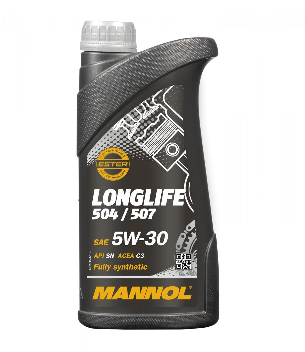 Motoröl MANNOL MN7715-1