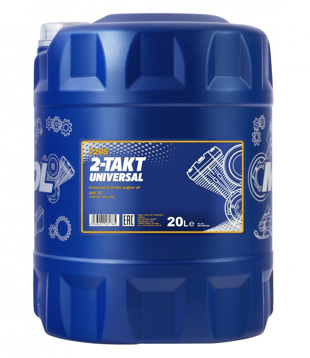 Двигателно масло MN7205-20 на ниска цена — купете сега!