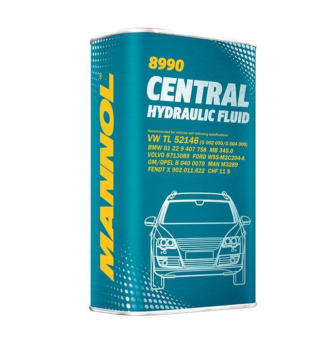 Achat de Huile pour hydraulique central MANNOL MN8990-1ME camionnette