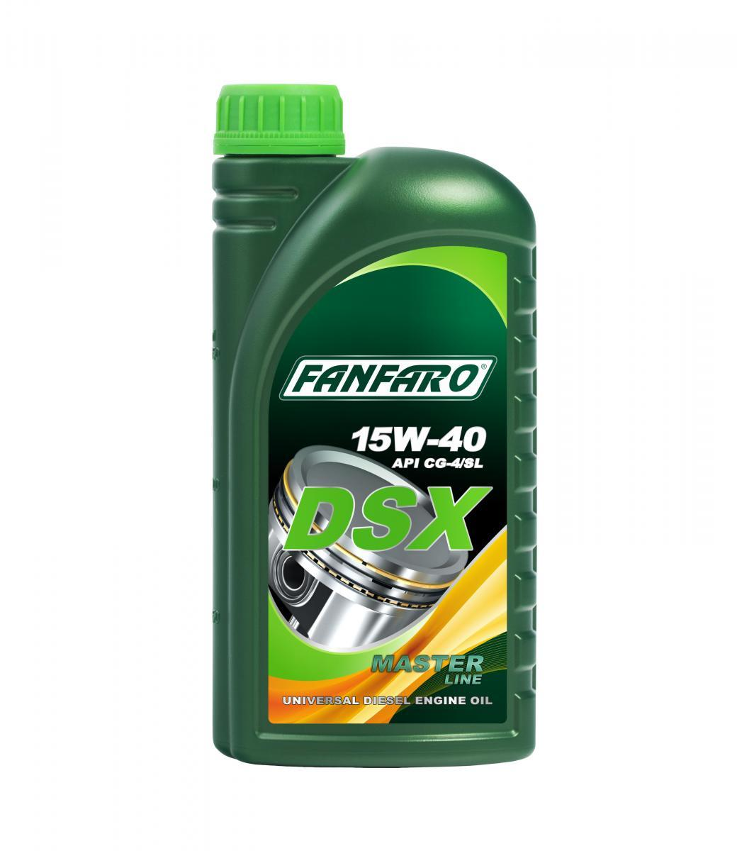 Motoröl FANFARO FF6402-1