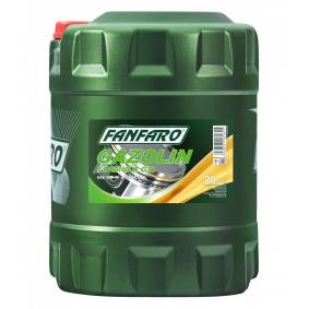Motoröl FANFARO FF6404-20 mit 25% Rabatt kaufen