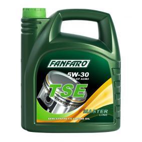 FF6501-4 FANFARO Master Line, TSE 5W-30, 4l, Teilsynthetiköl Motoröl FF6501-4 günstig kaufen