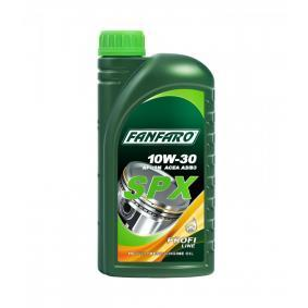 FF6505-1 FANFARO Profi Line, SPX 10W-30, 1l, Teilsynthetiköl Motoröl FF6505-1 günstig kaufen