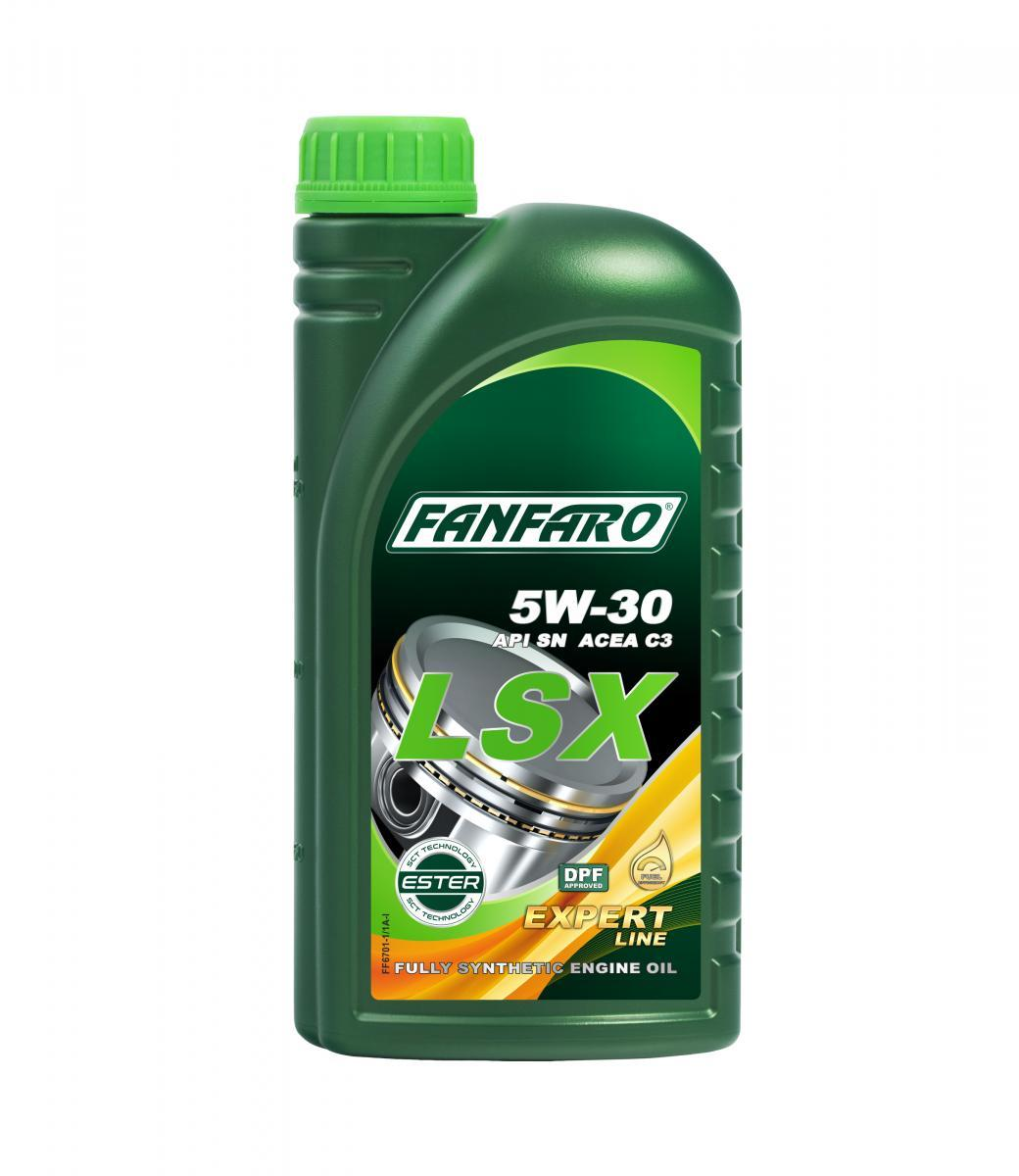 Motoröl FANFARO FF6701-1
