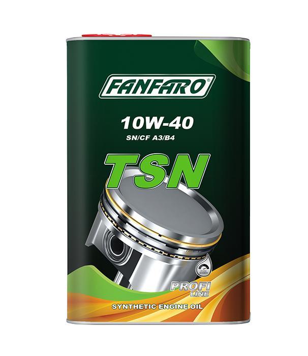 FF6704-1ME FANFARO Profi Line, TSN 10W-40, 1l, Synthetiköl Motoröl FF6704-1ME günstig kaufen