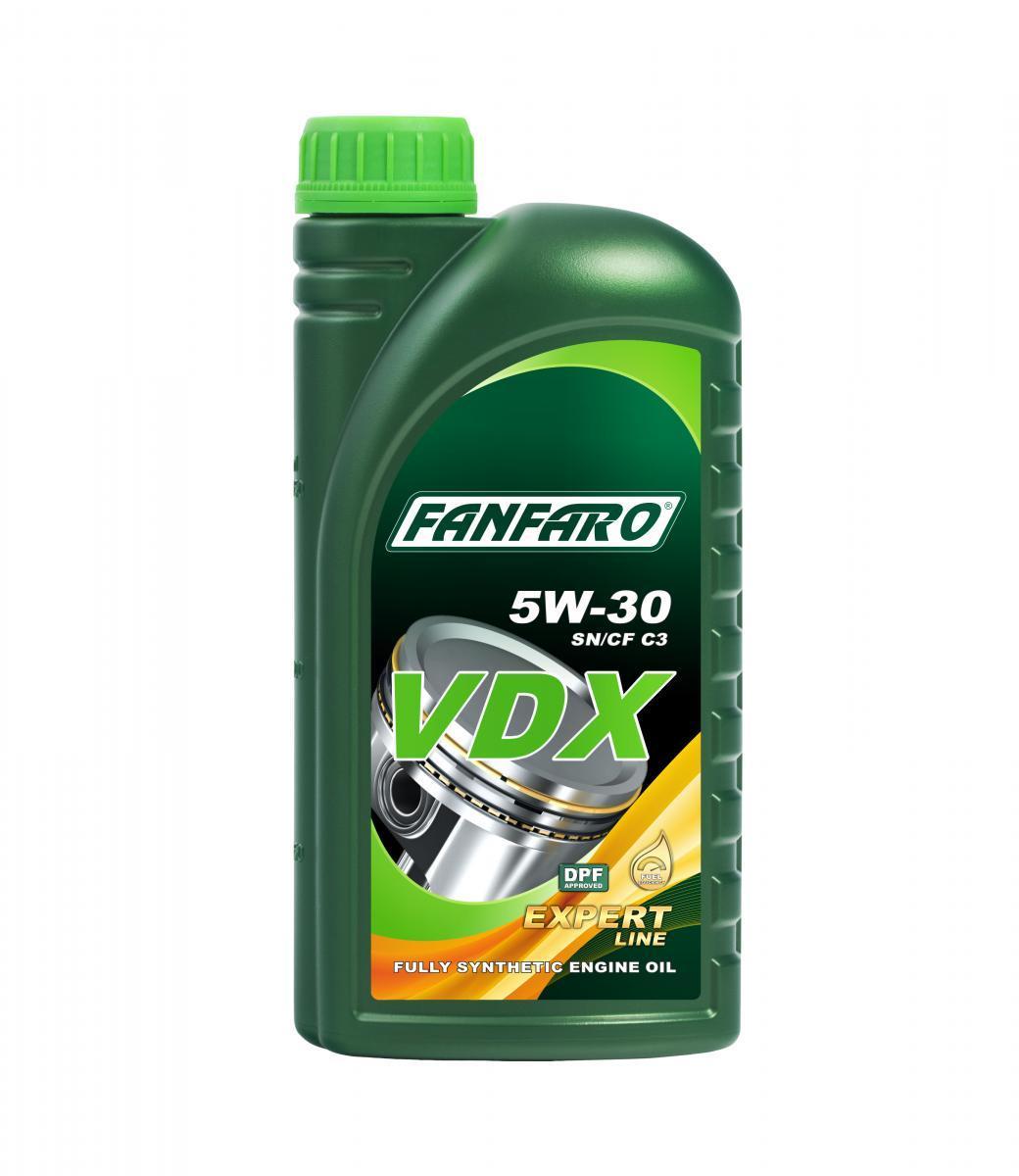 FF6707-1 FANFARO Motoröl Bewertung