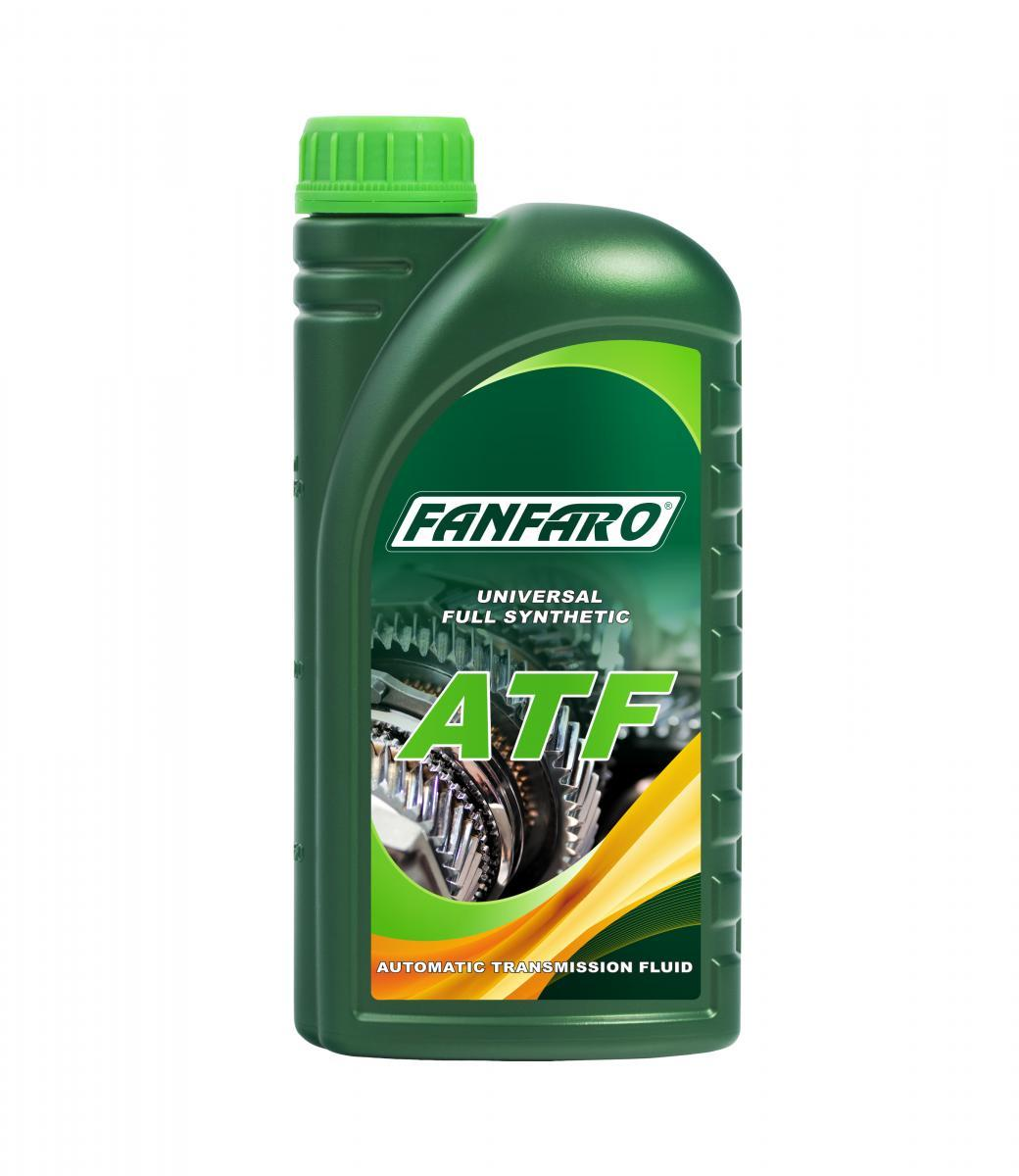 OE Original Getriebeöl und Verteilergetriebeöl FF8602-1 FANFARO
