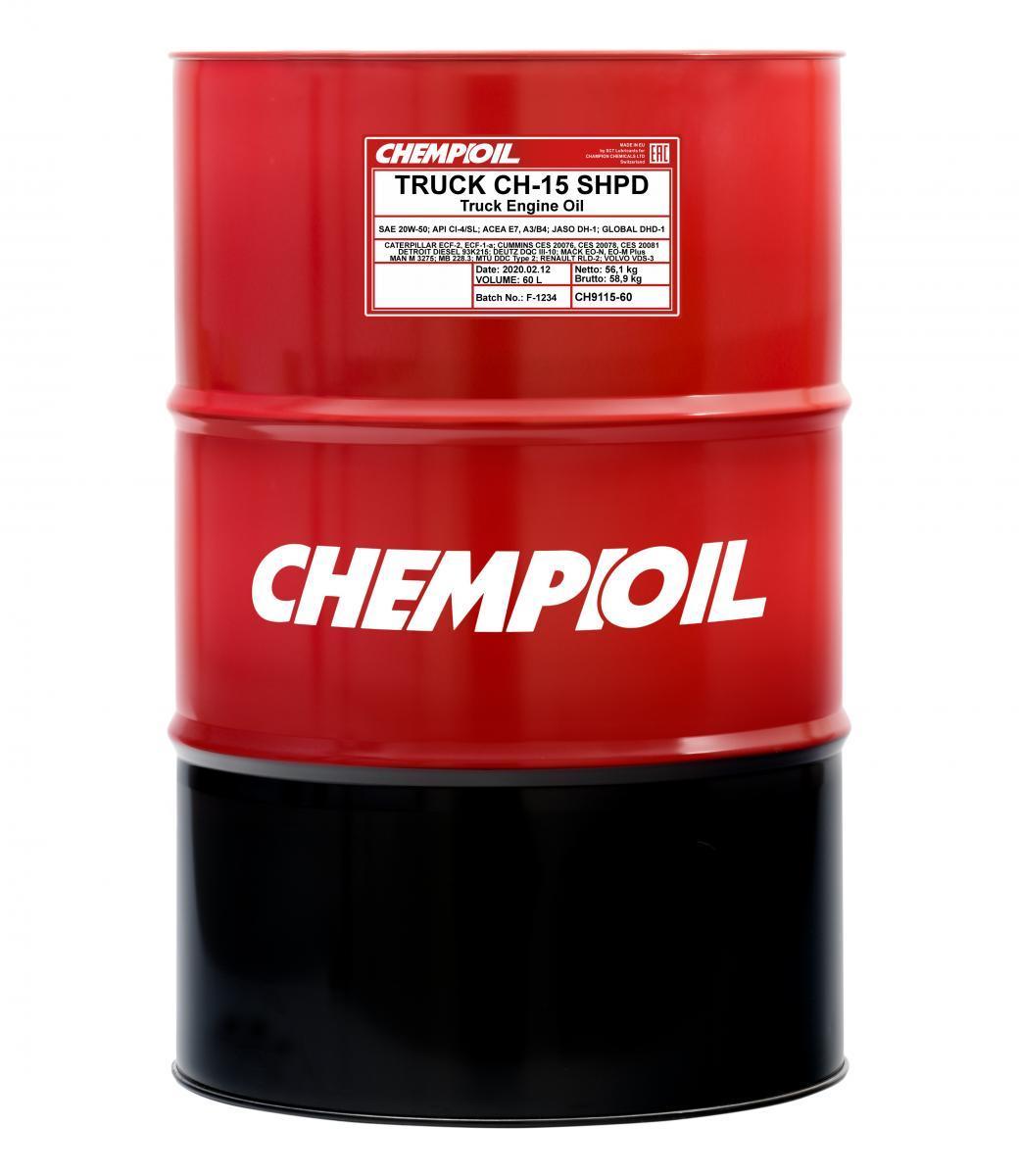 CH9115-60 CHEMPIOIL Motoröl für DAF online bestellen