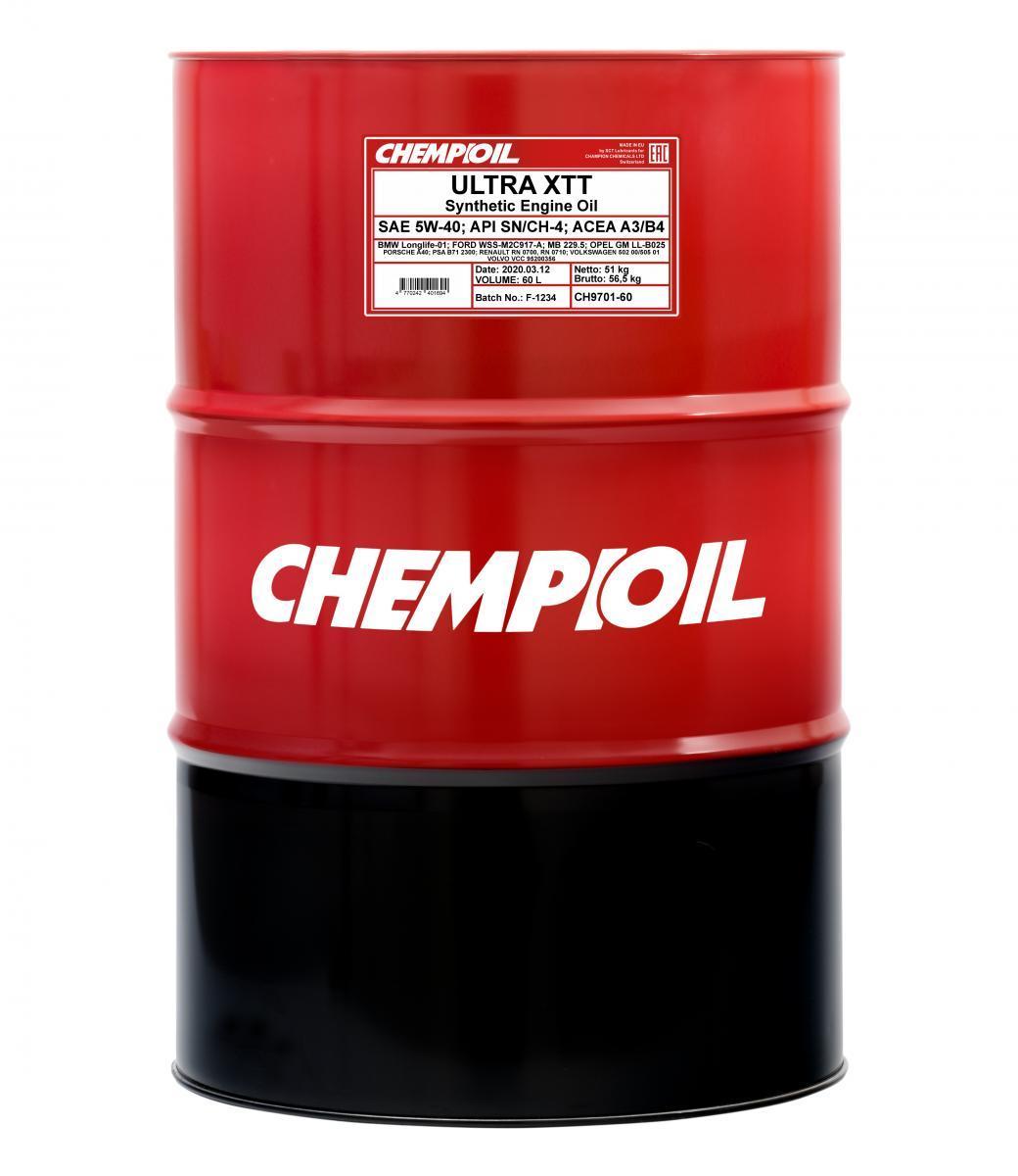 Original RENAULT Motorenöl CH9701-60