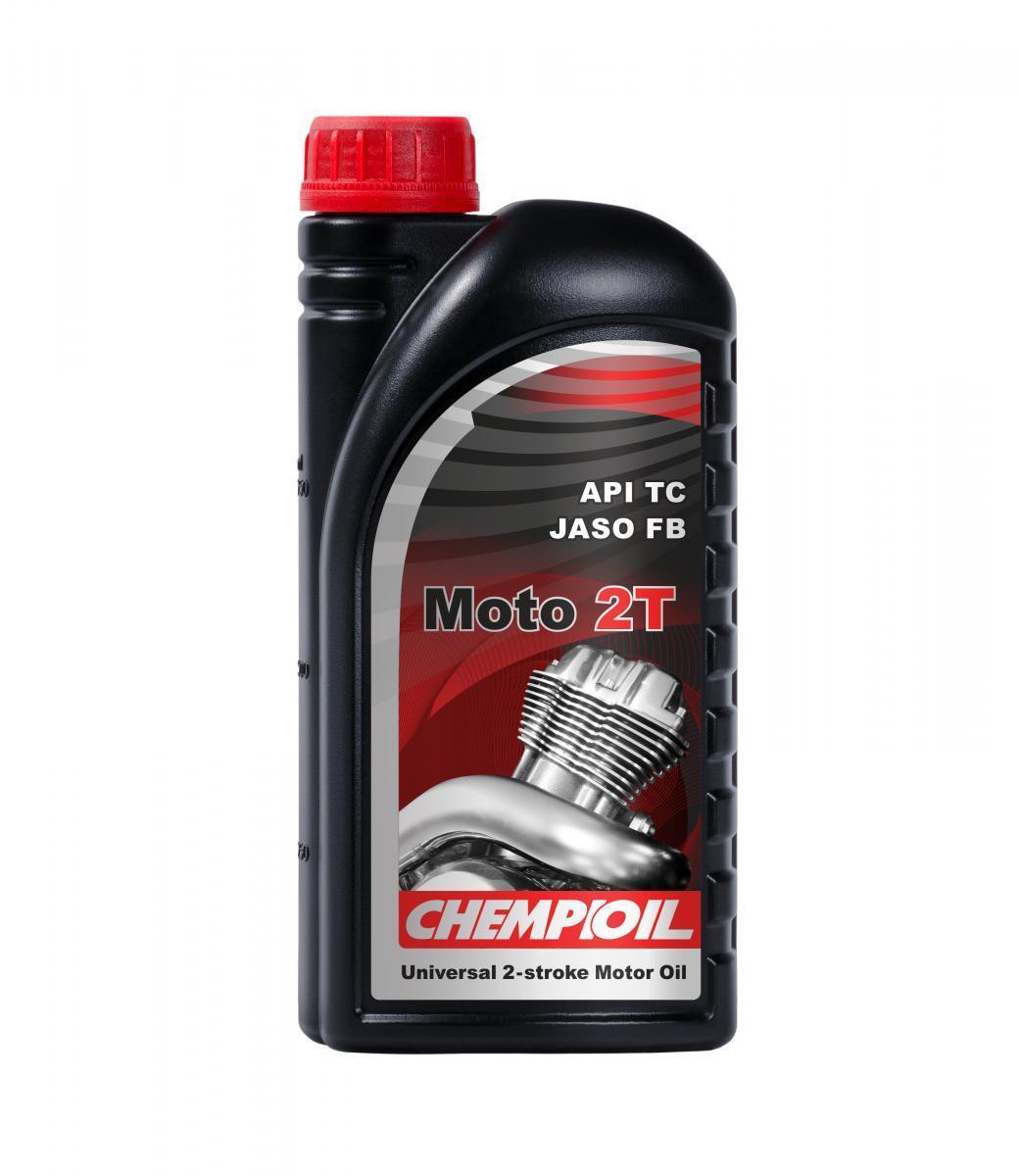CHEMPIOIL MOTO, 2T Motorolja 1l CH9201-1 VESPA