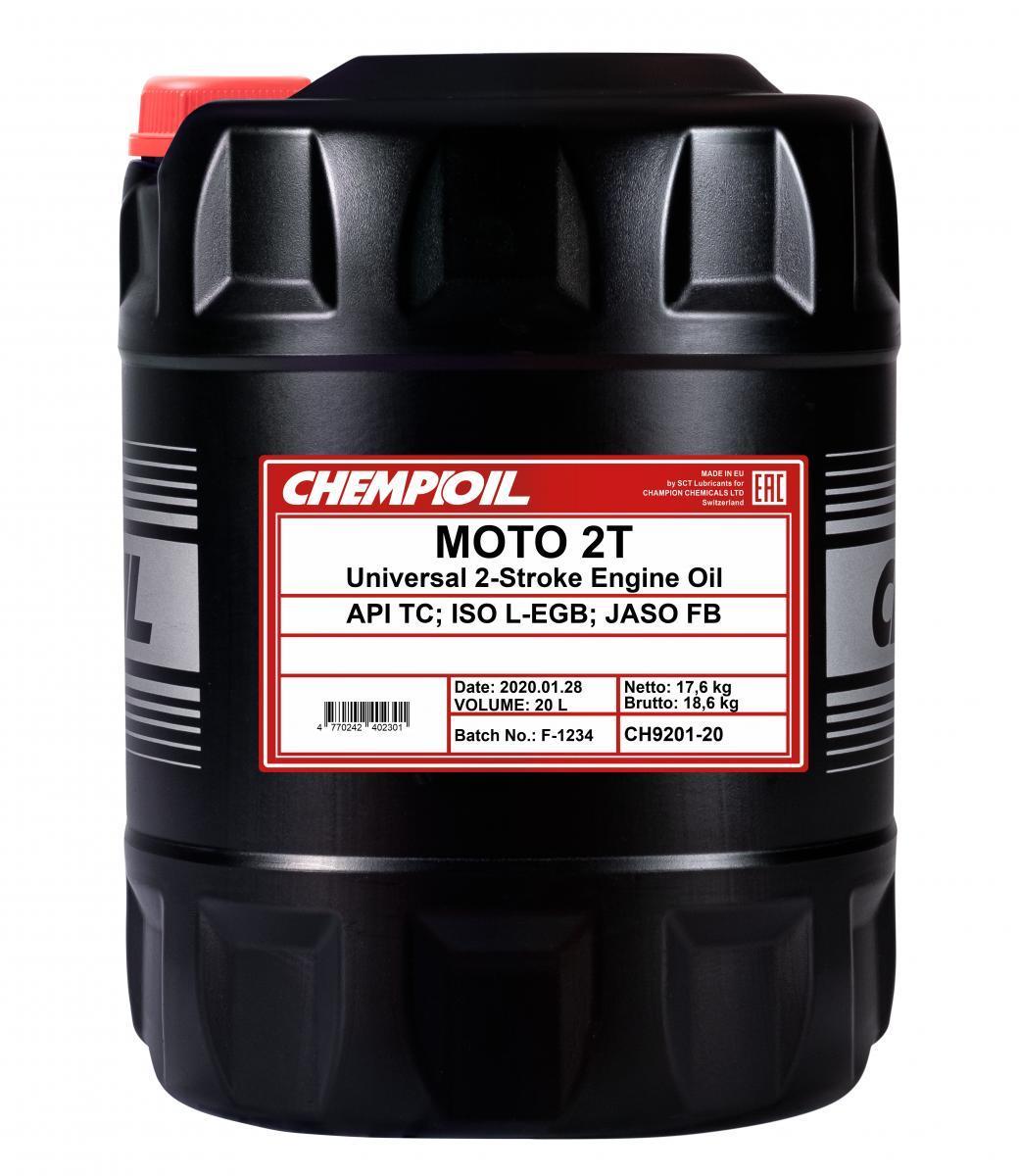 Motorno olje CHEMPIOIL CH9201-20 PRIMAVERA VESPA